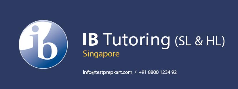 IB Tutoring in Singapore