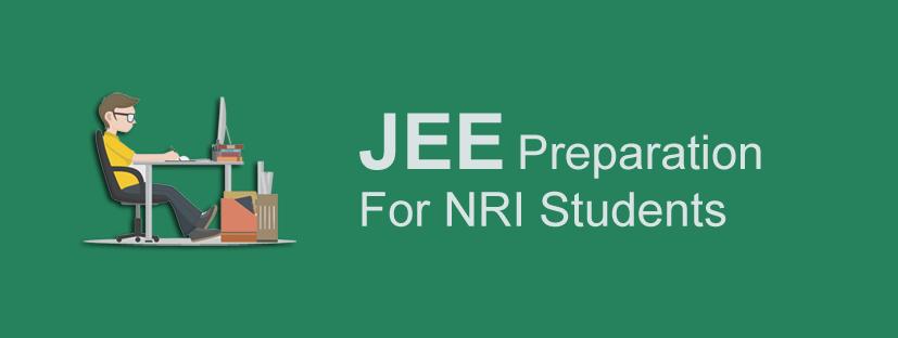 JEE Preparation For NRI