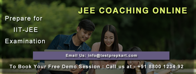 JEE Coaching Online