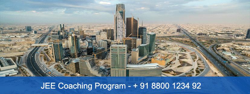JEE Coaching in Saudi Arabia