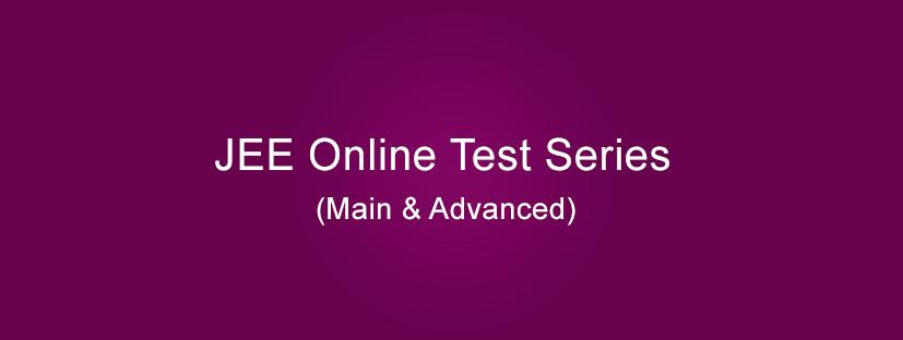 JEE Online Practice Test Series