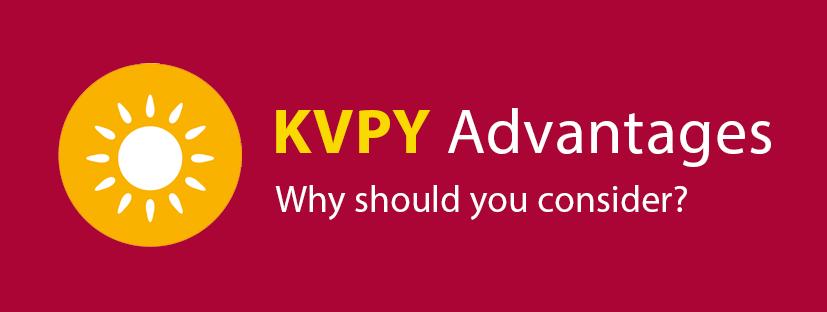 Advantages of KVPY Examination