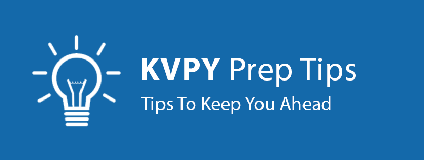 KVPY Exam Preparation Tips