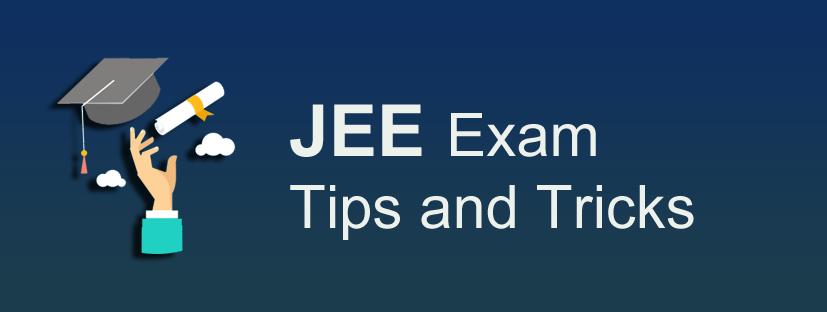 JEE Preparation Tips & Tricks
