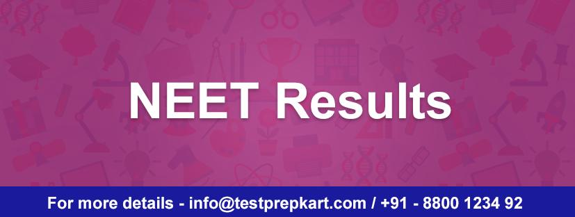 NEET Result Declaration