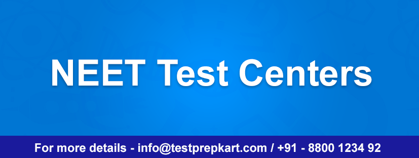 NEET Test Centers in Abroad