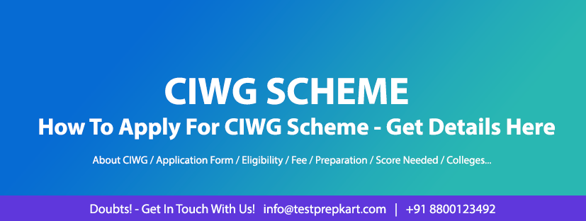 How To Apply For CIWG Scheme