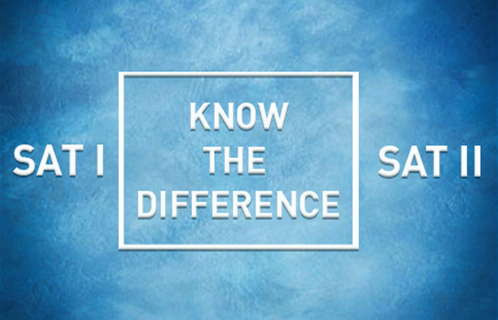 Difference Between SAT I & SAT II