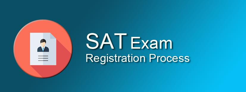 SAT Exam Registration Process