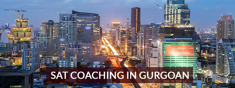 SAT Coaching in Gurgaon