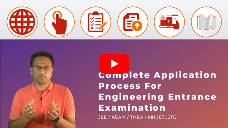 Application Process for Engineering College Admission