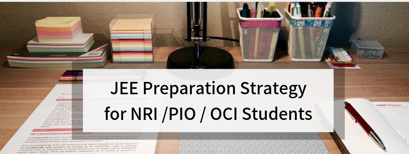JEE Preparation Strategy for NRI Students