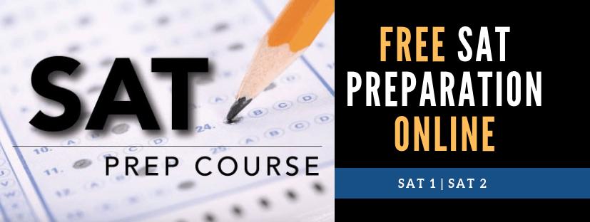 Free SAT Preparation Online