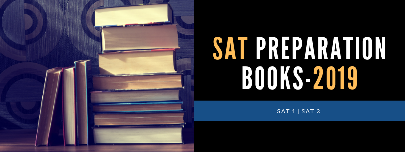 SAT Preparation Books