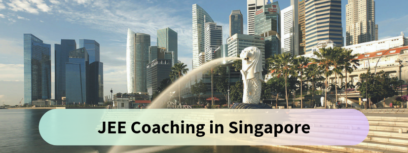 JEE Coaching in Singapore