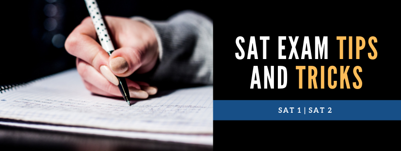 SAT Exam Tips and Tricks