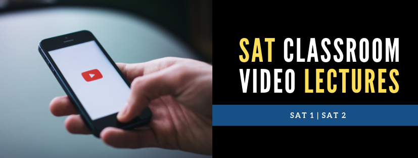 SAT Classroom VIDEO Lectures for NRI in Dubai ( UAE)