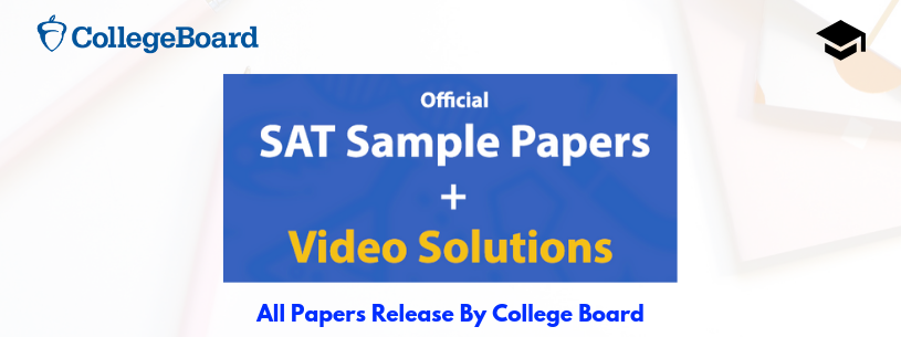 Buy SAT Test Series Online [Practice, Test & Sample papers