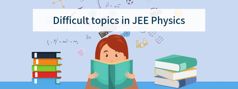 Difficult topics in JEE Physics