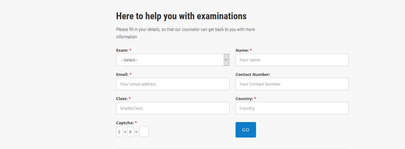 SAT Online Course Enrollment