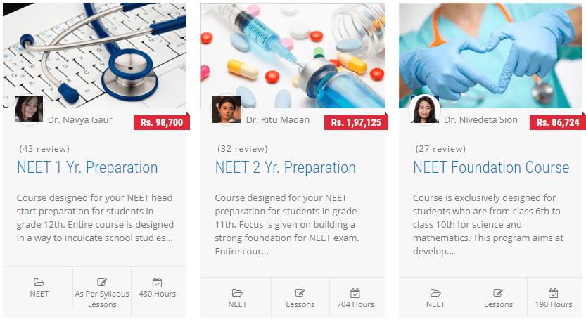 NEET Coaching Online