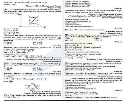 NEET Physics Question Bank Download