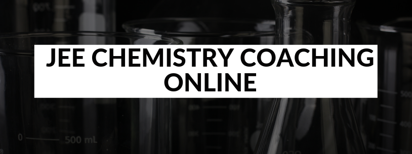 JEE Chemistry Coaching Online