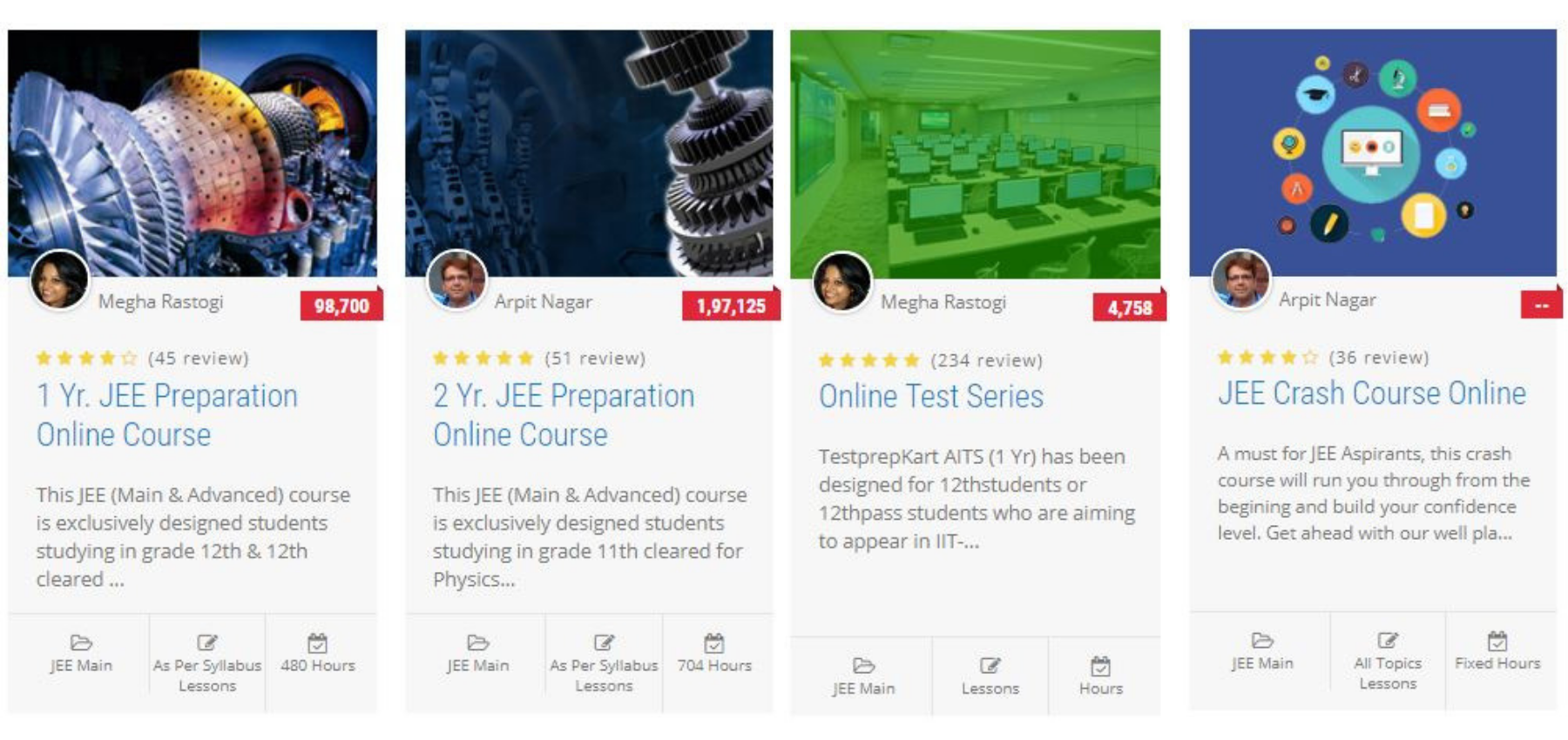 JEE Physics Online Courses