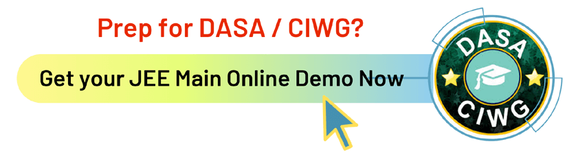 DASA CIWG JEE Main Courses