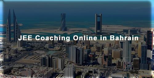 JEE Coaching in Bahrain