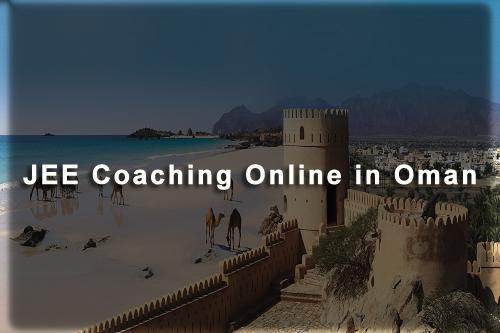 JEE Coaching in Oman