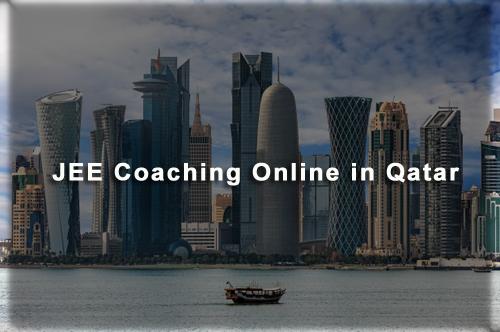 JEE Coaching in Qatar