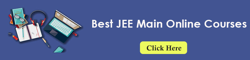 JEE Main Online Courses